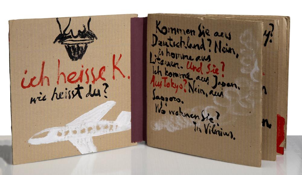 Artists-Book_Kestutis-Vasiliunas_Guten-Tag_2