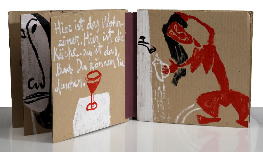 Artists-Book_Kestutis-Vasiliunas_Guten-Tag_4