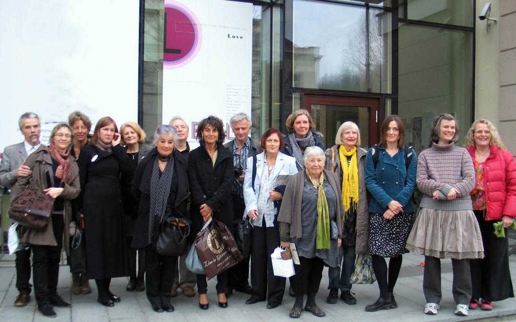 Artist's Book Triennial opened in Vilnius 2012