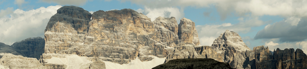 dolomites in northern Italy 2