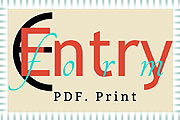 ENTRY FORM PDF. Print: Download the PDF and send By Post