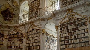 Admont-Abbey-Library