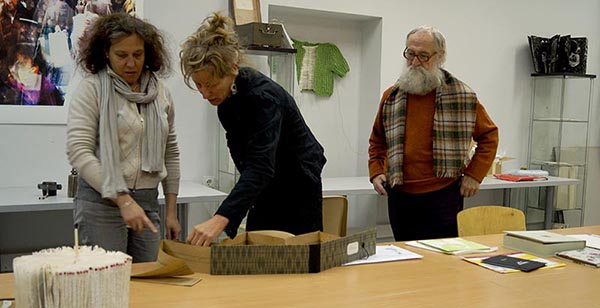 artists-book-triennial-vilnius-Jury-at-work_4