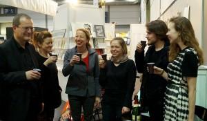 Artists-Book-Triennial-in-Leipzig-opening