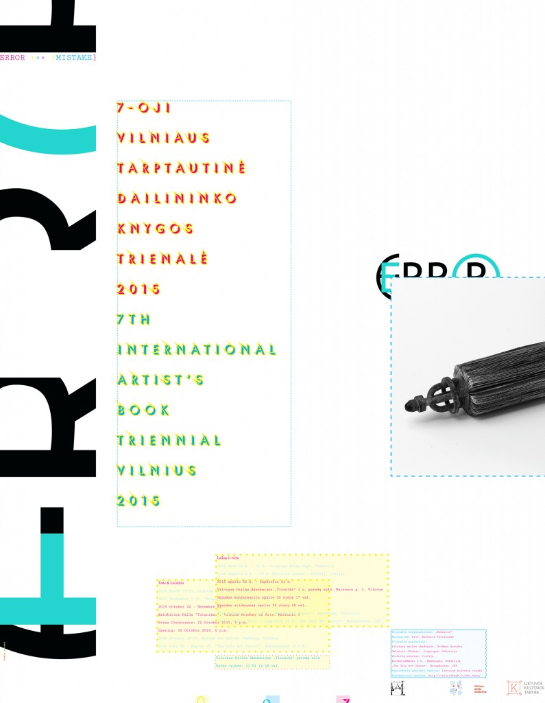 7th_Artists-Book-Triennial-Poster