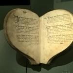 The Heart Book, 1550. Oldest Danish Manuscript