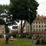Concert in Vilnius