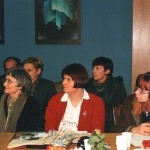 Sabine Hoffmann, Ilona Kiss & Rasa Januleviciute