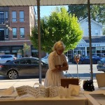 On the opening of the 8th International Artist's Book Triennial in Evanston Art Center