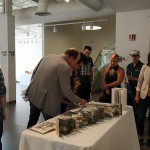 Viewing the artist's books